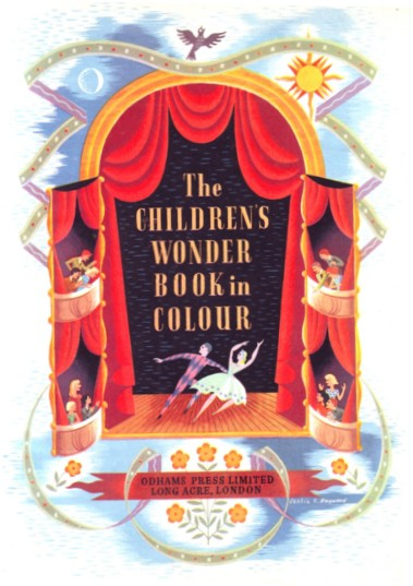'The Children's Wonder Book in Colour