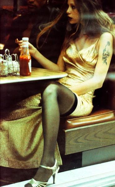 Ketchup Girl