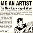 'Become an artist' - Man Magazine December 1965