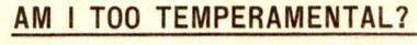 Am_i_too_temperamental